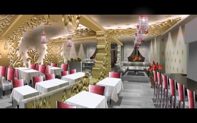 Night Club | Michel Prete, Montreal Interior Designer