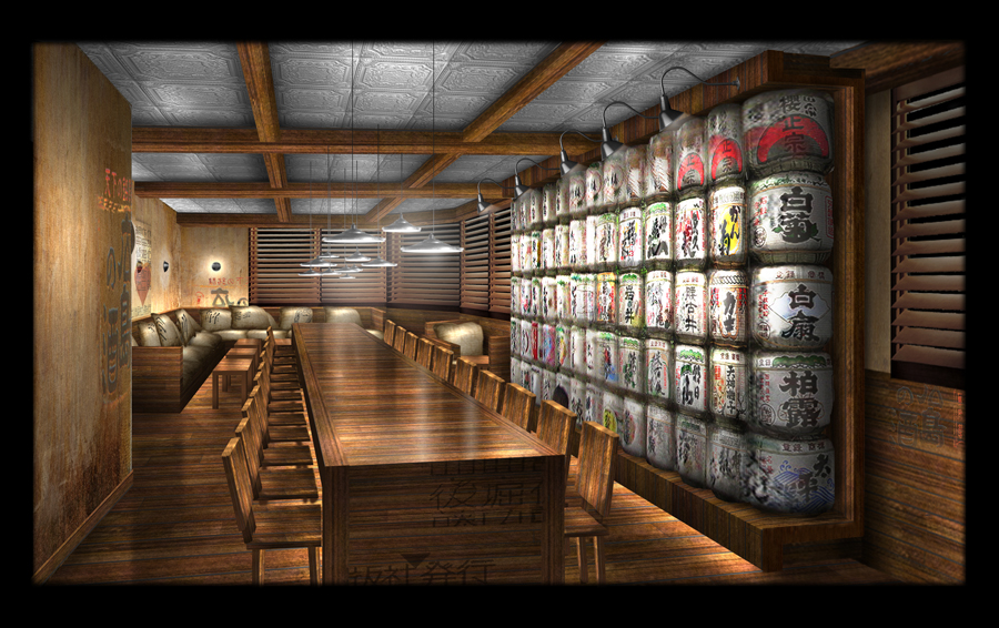 Restaurant rachel michel prete montreal interior - Salon design montreal ...